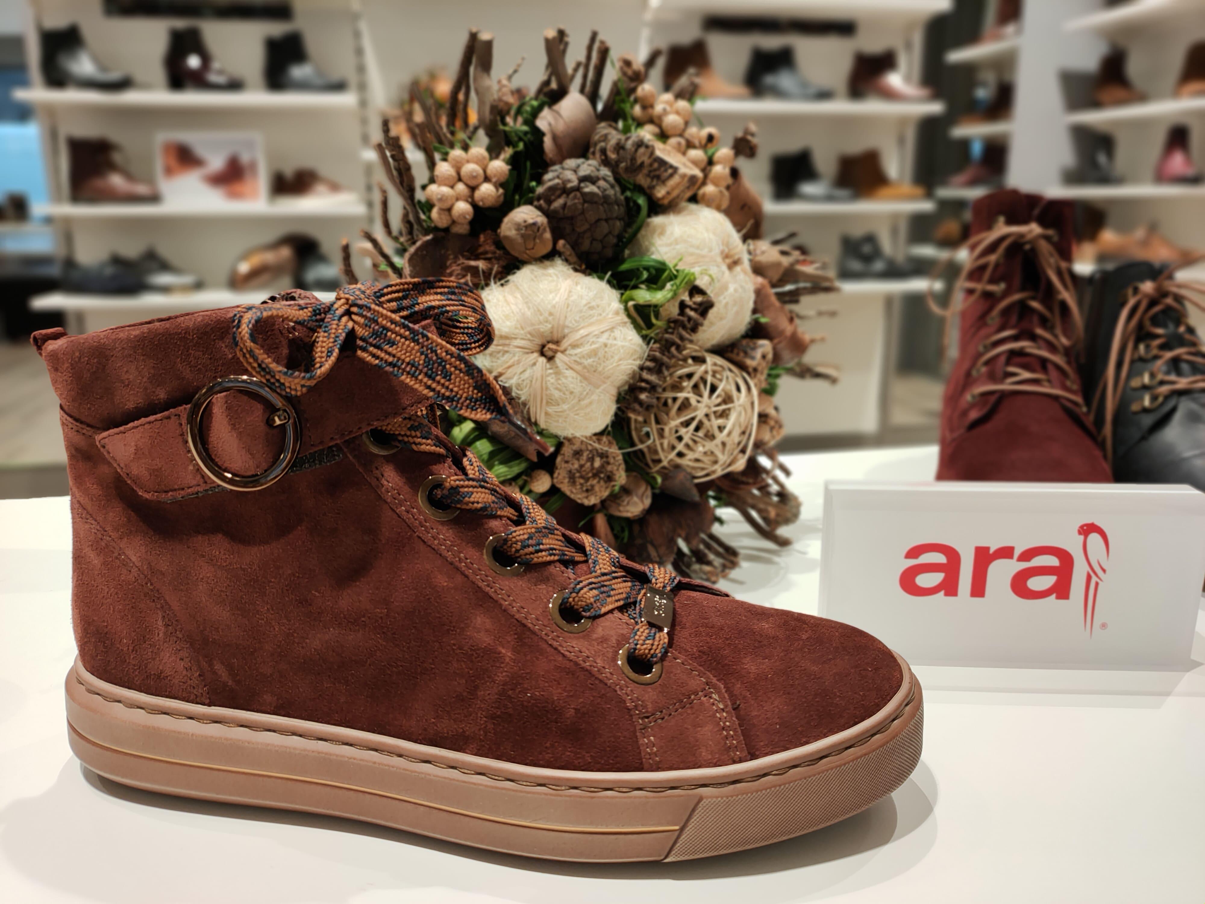 Boots ARA