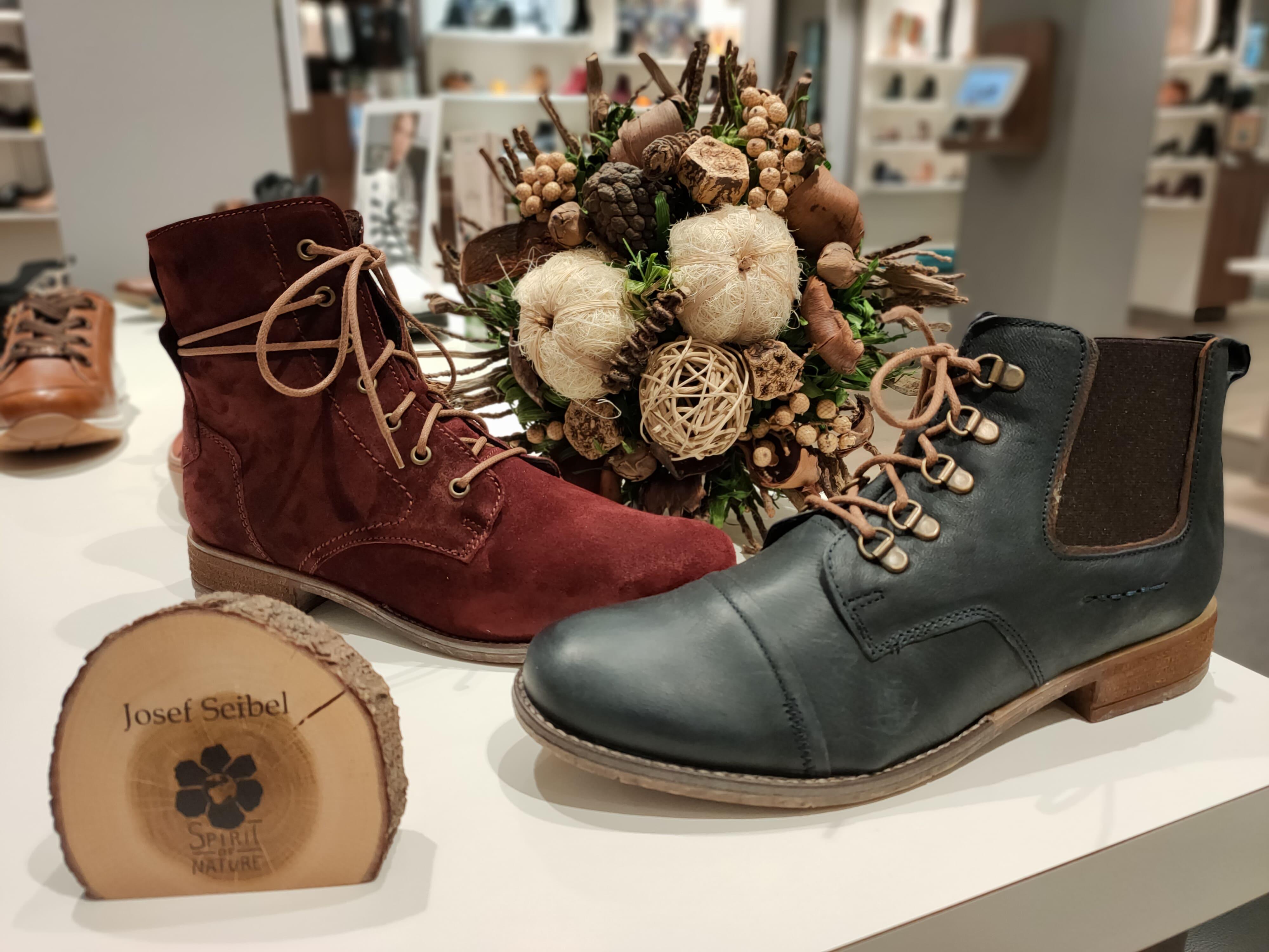 Boots Joseph SEIBEL